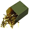 20mm Brass Pointed Paper Fastener (Pack of 200) WS36630 204455