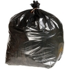 2Work Heavy Duty 140g black refuse sack, pack of 200 KF73376  246061
