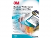 3M CG3300 A4 transparencies for mono laser printers (pack 50) CG3300 201272