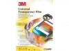 3M CG6000 A4 universal transparencies (pack 50) CG6000 201276