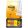 3M Post-it Index SIGN HERE (50 tabs)