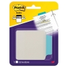 3M Post-it Index Transparent Blue