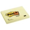 3M Post-it Notes Yellow (76mm x 102mm)