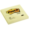 3M Post-it Notes Yellow (76mm x 76mm) 654GE 201004