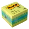 3M Post-it Notes Yellow Mini Cube (51mm x 51mm)