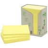 3M Post-it Notes (recycled) Tower Yellow 16-pack (76mm x 127mm)