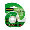 3M Scotch Magic Tape 19mm x 25m on Dispenser