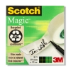 3M Scotch Magic Tape 19mm x 33m 3M66729