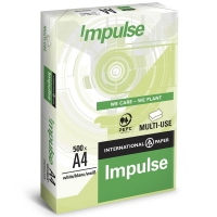 75g Impulse A4 paper, 500 sheets  299079
