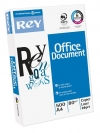 80g Rey Office Document A4 paper, 500 sheets