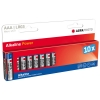 AgfaPhoto AAA battery 10-pack