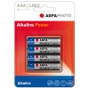 AgfaPhoto AAA battery 4-pack 110-802572 290000