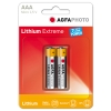 AgfaPhoto Extreme Lithium AAA battery 2-pack 120-804156 290018