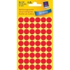 Avery 3141 Ø 12 mm red marking dots (270 labels)