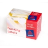 Avery FL01 franking labels 140 x 38 mm white (50 labels)