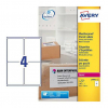 Avery L7994-25 shipping labels 139 x 99.1mm (100 labels)