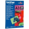 Brother BP71GA3 260g Premium Plus Glossy A3 photo paper (20 sheets)