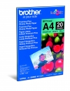 Brother BP71GA4 260g Premium Plus Glossy A4 photo paper (20 sheets) BP71GA4 063512