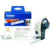 Brother DK-11203 white file/folder label (original Brother) DK11203 080714