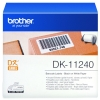 Brother DK-11240 white barcode label (original Brother)