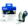 Brother DK-22211 continuous white film tape (original Brother) DK22211 080742