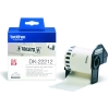 Brother DK-22212 continuous white film tape (original Brother) DK22212 080744
