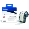 Brother DK-22214 white continuous paper tape (original Brother)