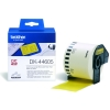 Brother DK-44605 removable yellow paper tape (original Brother) DK44605 080738