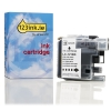 Brother LC-121BK black ink cartridge (123ink version) LC-121BKC 029115