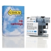 Brother LC-121C cyan ink cartridge (123ink version) LC-121CC 029117