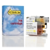 Brother LC-121Y yellow ink cartridge (123ink version) LC-121YC 029121