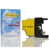 Brother LC-1240Y yellow ink cartridge (123ink version) LC1240YC 029053