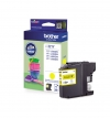 Brother LC-221Y yellow ink cartridge low capacity (original Brother) LC221Y 350012