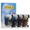 Brother LC-221 ink cartridge 4-pack (123ink version)  127222