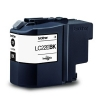 Brother LC-22EBK black ink cartridge (original Brother) LC22EBK 028942
