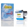Brother LC-3211C cyan ink cartridge (123ink version) LC3211CC 028481