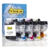 Brother LC-3211 Series 4-pack (123ink version)  127239