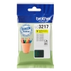 Brother LC-3217Y yellow ink cartridge (original)