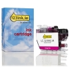 Brother LC-3219XL high capacity magenta ink cartridge (123ink version) LC3219XLMC 028913