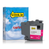 Brother LC-3235XLM high capacity magenta ink cartridge (123ink version) LC3235XLMC 051199