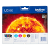 Brother LC-980VALBP 4-pack (original Brother) LC980VALBP 029078
