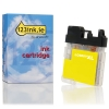 Brother LC-980XLY yellow high-cap. ink cartridge (123ink version) LC980YC 028884