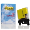 Brother LC-985Y XL high capacity yellow ink cartridge (123ink version) LC985YC 028338