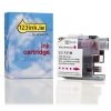 Brother LC121M magenta ink cartridge (123ink version) LC-121MC 029119