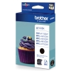 Brother LC123BK black ink cartridge (original Brother) LC-123BK 029090