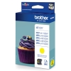 Brother LC123Y yellow ink cartridge (original Brother) LC-123Y 029096