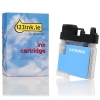 Brother LC980C cyan ink cartridge (123ink version) LC980CC 028871