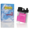 Brother LC980XLM magenta high-cap. ink cartridge (123ink version) LC980M 028883