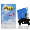 Brother LC985C cyan ink cartridge (123ink version) LC985CC 028329