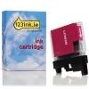Brother LC985M magenta ink cartridge (123ink version) LC985MC 028333